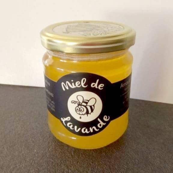 Miel de Provence bio lavande