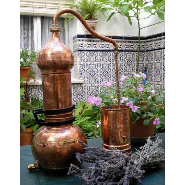 distillateur huile essentielle