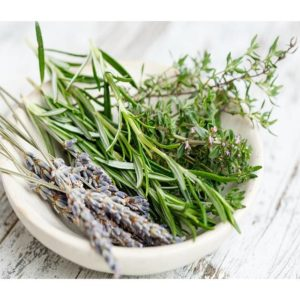 Mixed herbs of Provence