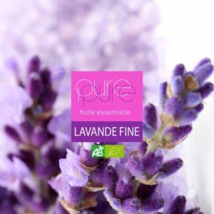 Fine Lavender Organic Essential Oil