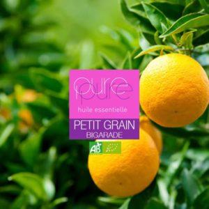 Petit Grain Bigarade (Bitter Orange) essential oil