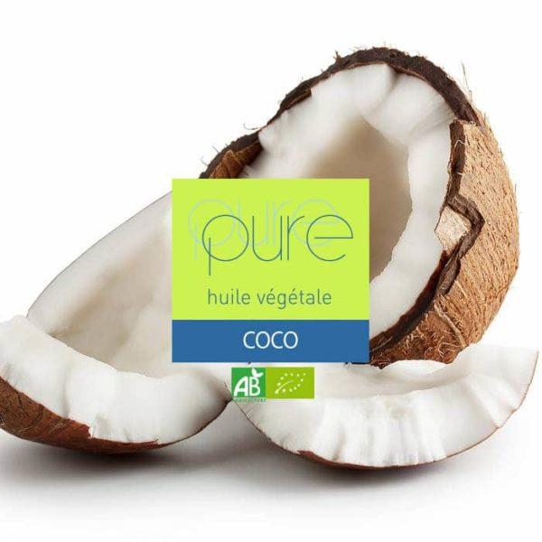 L'huile de Coco : utilisation pour soigner la deshydratation de la peau