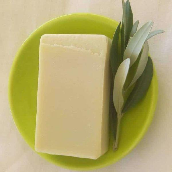Savon bio syrgras à l'huile d'olive saponifié à froid