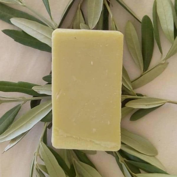 Savon à l'huile d'olive bio saponifié à froid
