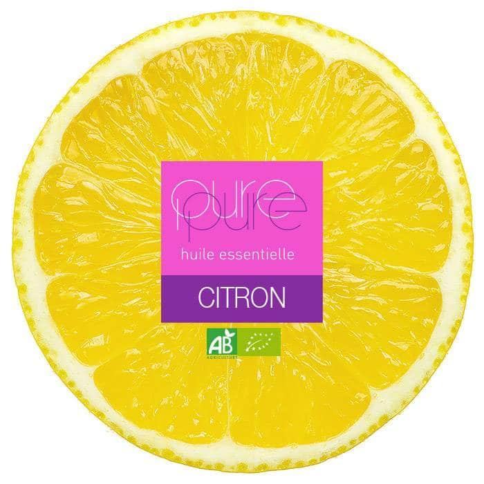 L'huile essentielle bio de citron pour le foie, aide un régime après fêtes