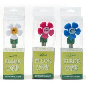 Diffuseur USB Fleur