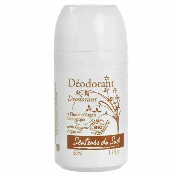 Déodorant femme pour soulager l'irritation des aissellles
