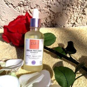 Serum Visage Revitalisant : soin bio pour la peau