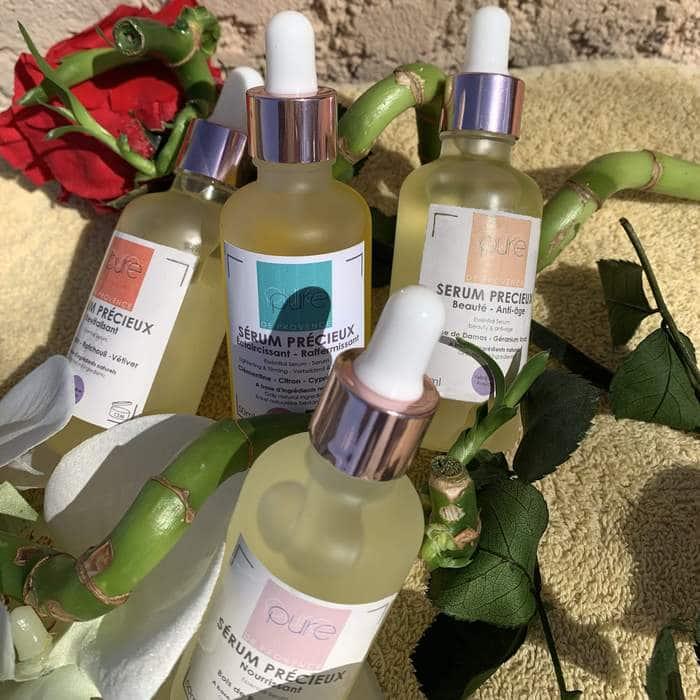 Gamme serum visage - Soin pour la peau du visage