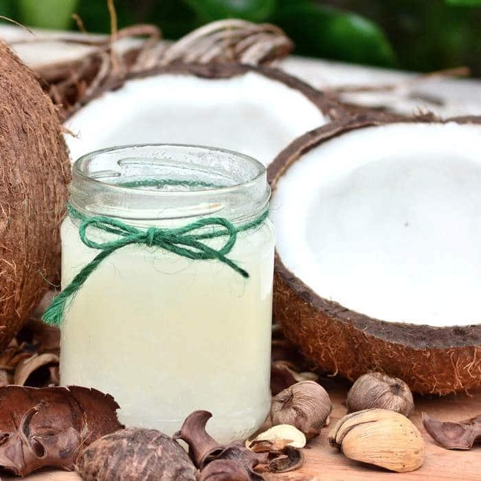 Les bienfaits de l'huile de Coco et se sutilisations